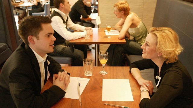 Speed dating pour timide
