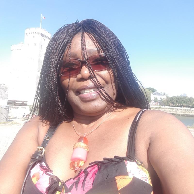 femme noire recherche