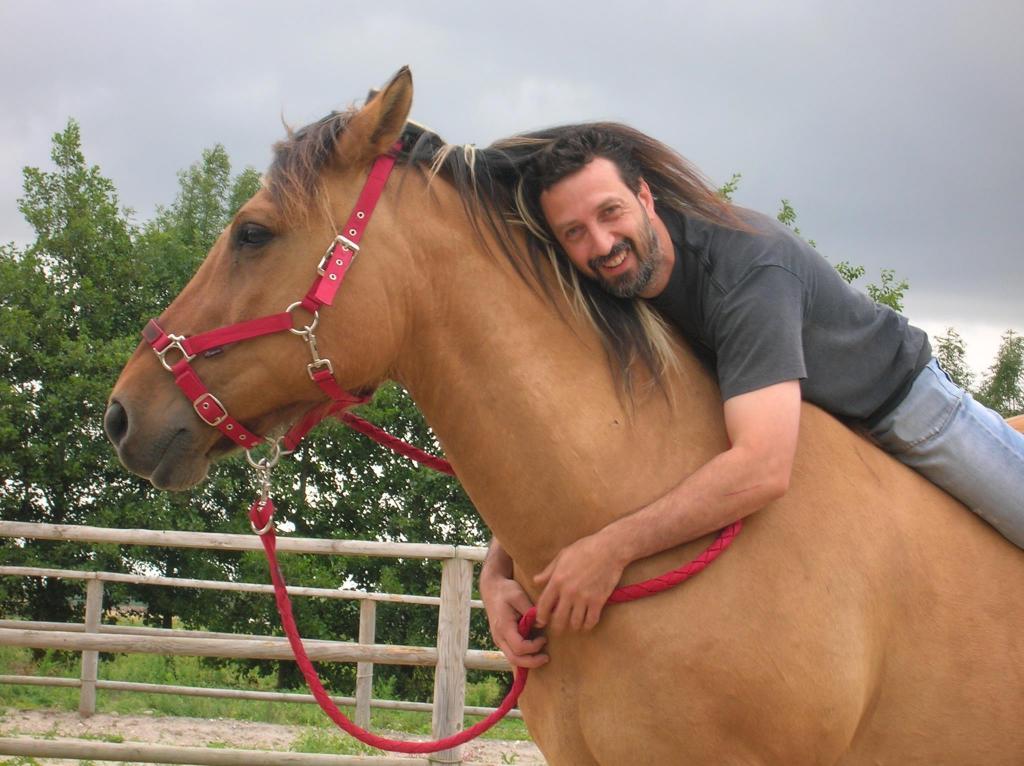 rencontre homme qui aime les chevaux